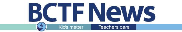 BCTF News header