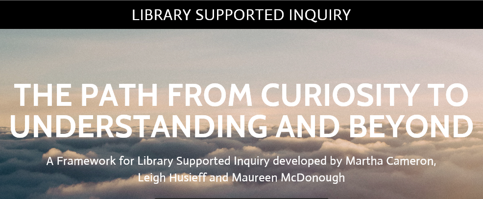 Library Supported Inquiry, Superconference 2017