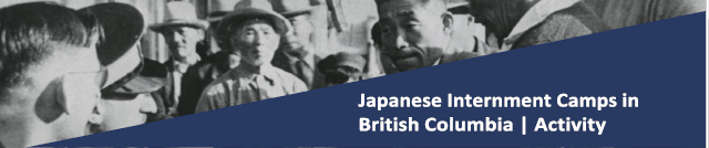 Japanese Internment Camps in British Columbia