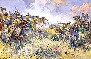 Battle of Seven Oaks (Evidence and Interpretation) Social Studies->All Social Studies 9