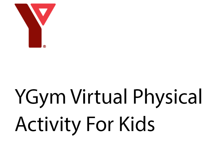 YMCA's YGym - FREE Virtual Physical Activity videos