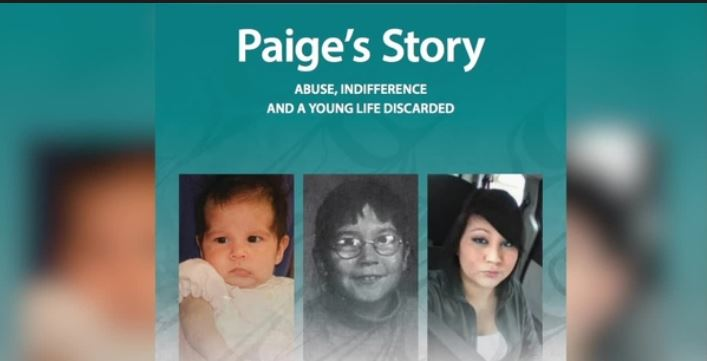 Paige's story - a lesson about a B.C. teen in the DTES
