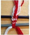 Métis Sash Weaving