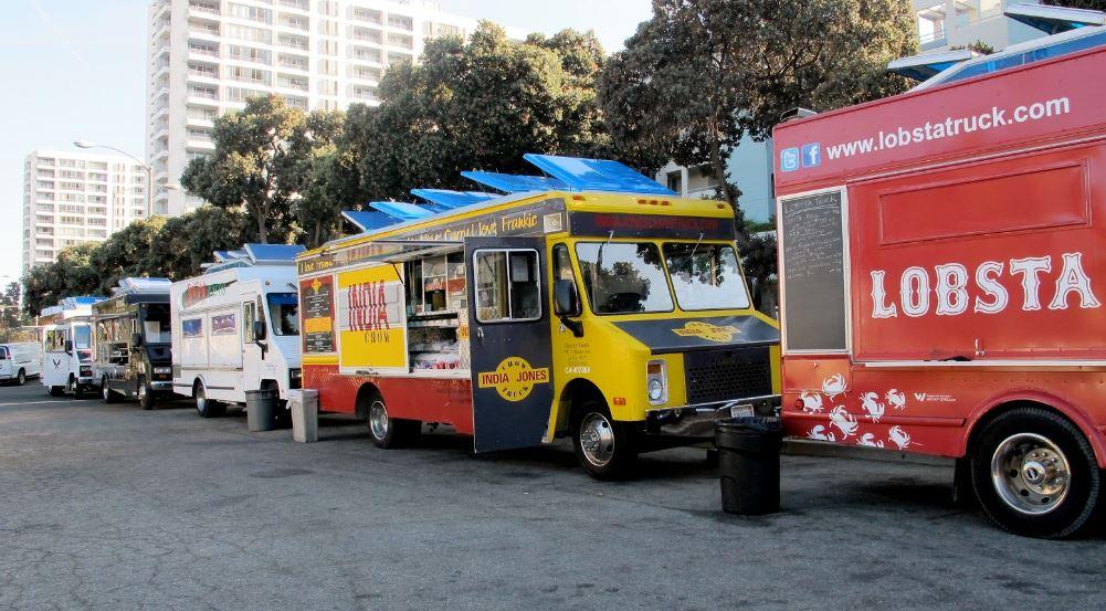 Design a Food Truck