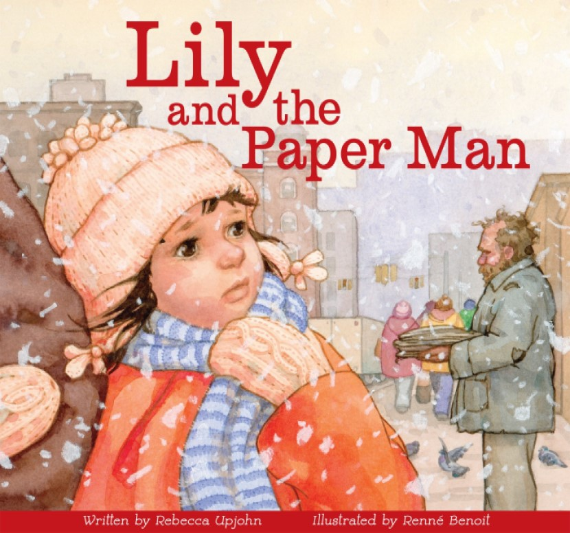 Lesson Plan for Lily and the Paper Man